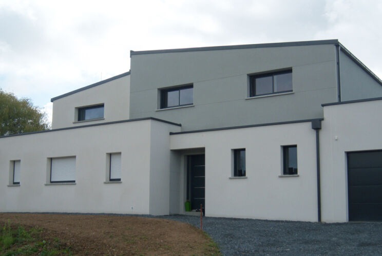 couvertine maison