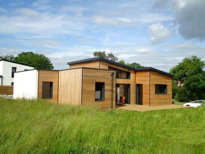 couvertine maison bois